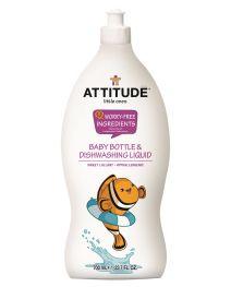 ATTITUDE Dishwashing Liquid 700ml - Sweet Lullaby