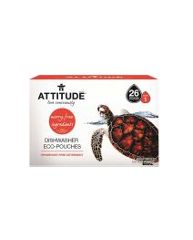 Attitude Dishwasher Soluble Pouches 26