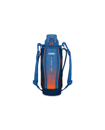Thermos Sports Bottle w/ Bag 1L - FFZ-1002F-BL-G (Blue Gradation)