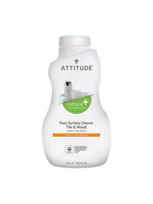 ATTITUDE Floor Cleaner 1.04 L - Citrus Zest