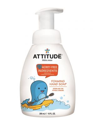 Attitude Foaming Hand Soap 295ml - Sparkling Fun