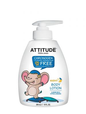 ATTITUDE Baby Body Lotion 300ml - Almond Milk