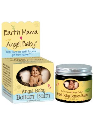 Earth Mama Angel Baby - Baby Bottom Balm