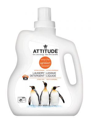 ATTITUDE Laundry Detergent 36 Loads 1.8L - Citrus Zest