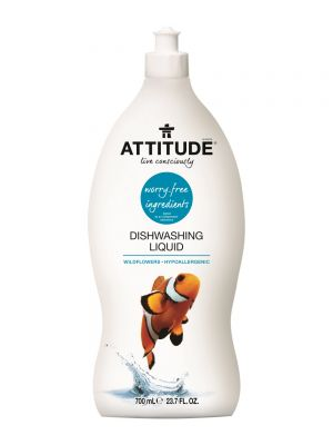 ATTITUDE Dishwashing Liquid 700ml - Wildflowers