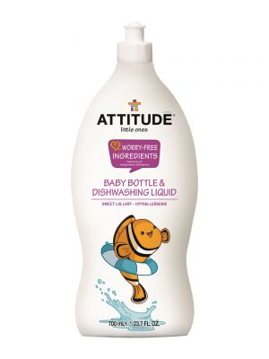 ATTITUDE Dishwashing Liquid 700ml - Sweet Lullaby