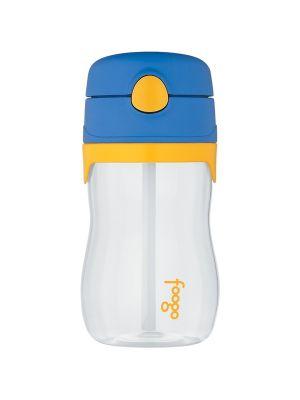 Thermos Foogo Plastic Straw Bottle - Blue | BP535 BL