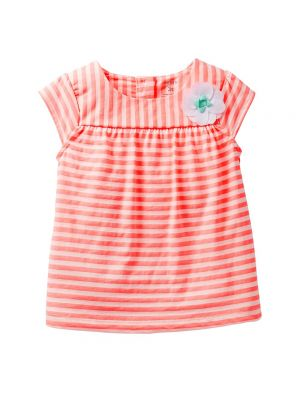 Carter's Striped Top - Orange