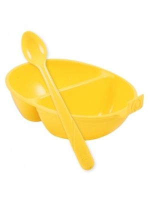 Corn Infant Bowl And Spoon