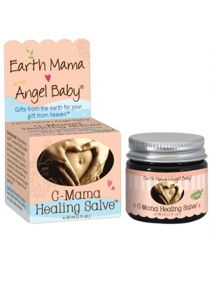 Earth Mama Angel Baby - C-MAMA Healing Salve 30ml