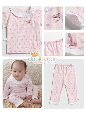 Fencee Baby Pajama Set