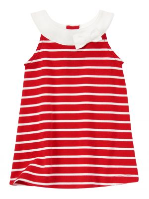 Gymboree Thin Striped Bow Dress