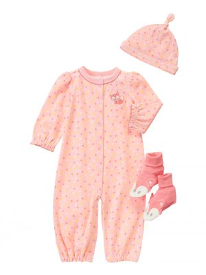 Gymboree Baby Fox Three-Piece Set