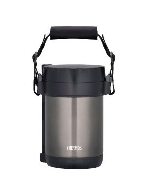 Thermos Lunch Tote - Black | JBG-1800 BK