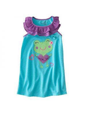 Frog Nightgown