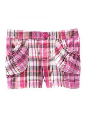 Jumping Beans Shorts - Purple Plaid