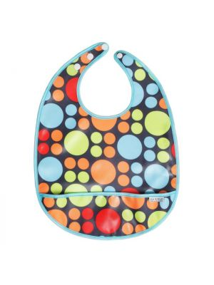 JJ Cole Large Bib - Multi Circle