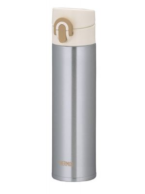 Thermos Motion Stainless Steel Flask 0.4L Silver | JNI-400 SL