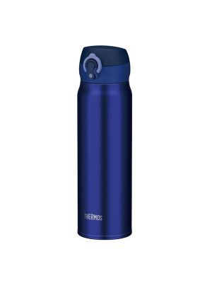 Thermos Mobile Vacuum Insulation Flask 0.6L | JNL-600-BL
