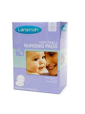 Lansinoh Nursing Pads 60cts