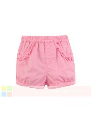 Mom And Bab Eden Collection - Pink Shorts