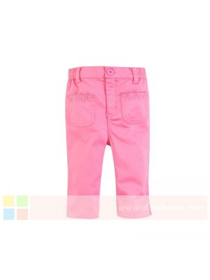 Mom And Bab Eden Collection - Pink Long Pants