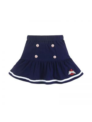 Mom And Bab Navigation Collection - Navy Sailor Skirt