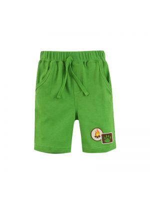 Mom And Bab Outback Collection - Green Shorts