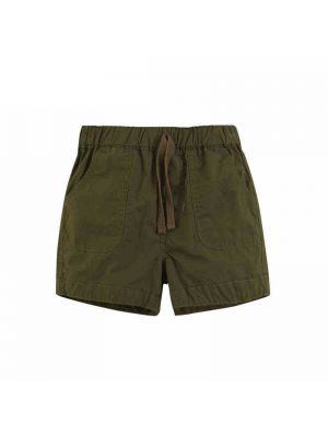 Mom And Bab Outback Collection - Dark Khaki Shorts