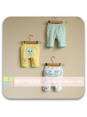 MOM And Bab Shorts 3pk - Ocean