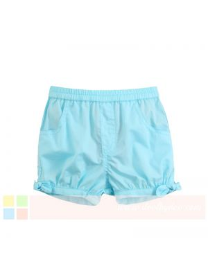 Mom And Bab Sea Lion Collection - Blue Summer Shorts