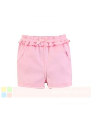 Mom And Bab Sea Lion Collection - Pink Summer Shorts