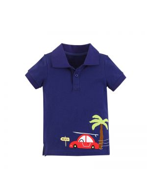 Mom And Bab Summer Collection - Polo Tee