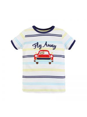 Mom And Bab Summer Collection - Striped Tee