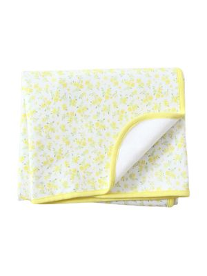 Mom And Bab Urinal Pad - Yellow Flower