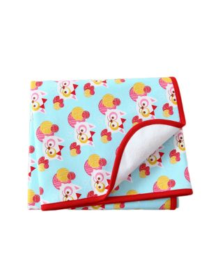Mom And Bab Urinal Pad - Cat Bow Clip