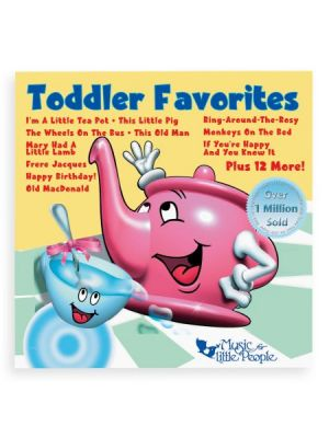 Toddler Favorites by Music For Little People