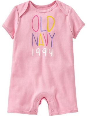 Pink Romper - Old Navy 1994