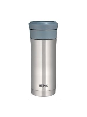 Thermos Tumbler with Strainer 0.5L | TCMK-500-SBK