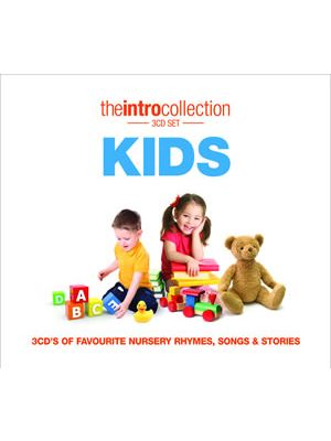 The Intro Collection  -  3CD SET - KIDS