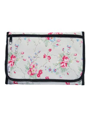 Bloom Diaper Changing Mat (Large) - Winter Rose