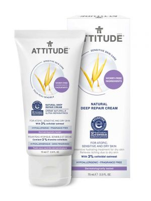 Attitude Sensitive Skin Care, Deep Repair Cream
