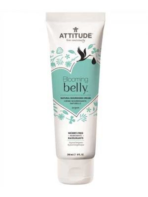 ATTITUDE Blooming Belly Natural Nourishing Cream - Argan
