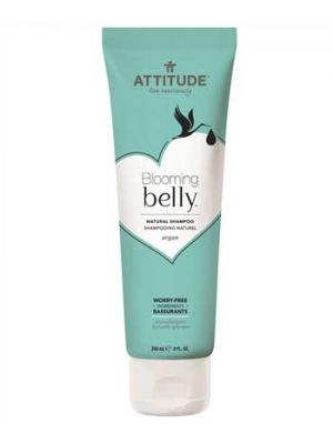 ATTITUDE Blooming Belly Natural Shampoo - Argan