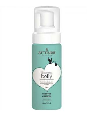 ATTITUDE Blooming Belly Natural Foaming Face Cleanser