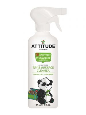 ATTITUDE Toy & Surface Cleaner 475ml - Fragrance Free