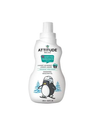 ATTITUDE Baby Safe Laundry Detergent 1.05L - Pear Nectar