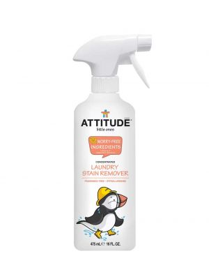 ATTITUDE Laundry Stain Remover 475ml - Fragrance Free