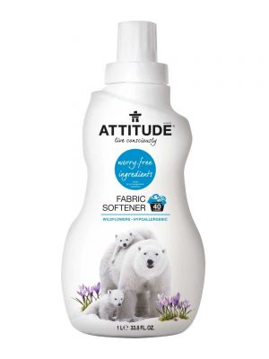ATTITUDE Fabric Softener 1L - Wildflowers