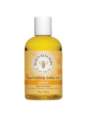 Burt's Bees Baby Bee Nourishing Baby Oil 4oz